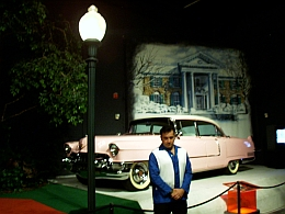 Famous Cadillac 1955